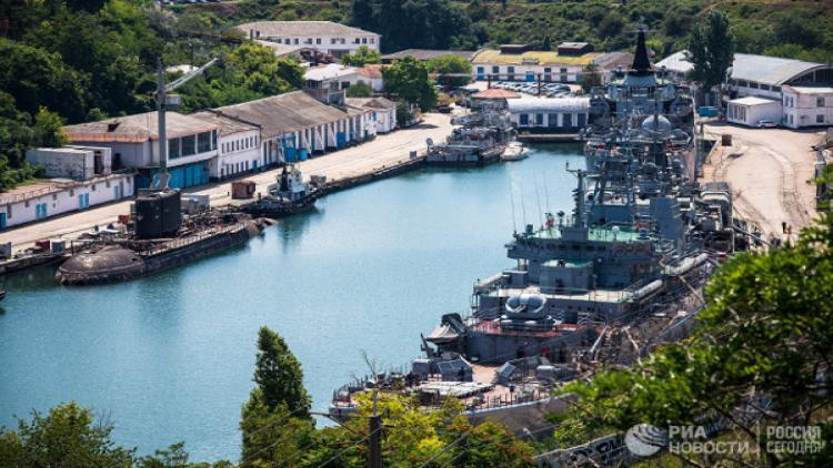 Севастопольский «13 судоремонтный завод Черноморского флота» хотят признать банкротом