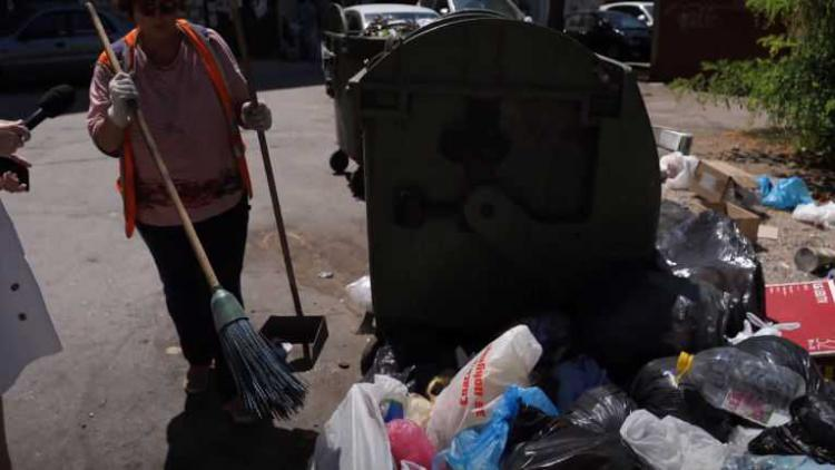 Владельцы ресторанов устраивают мусорный коллапс в отремонтированном центре Севастополя