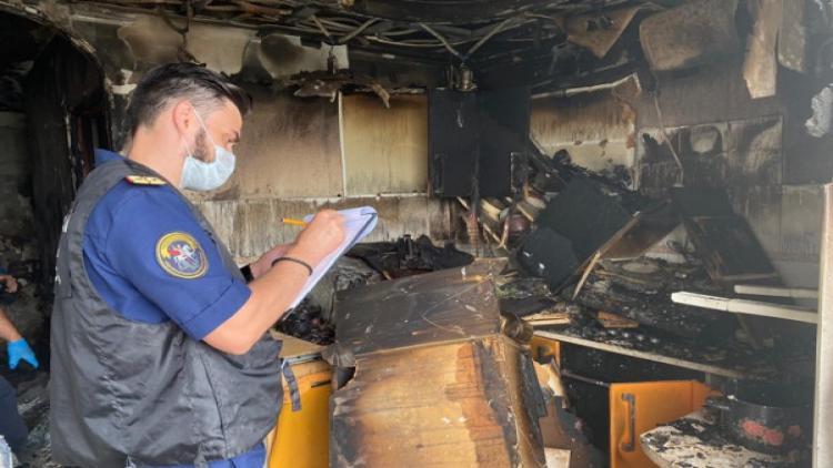 Правительство Севастополя поможет жителям пострадавшего дома в Каче