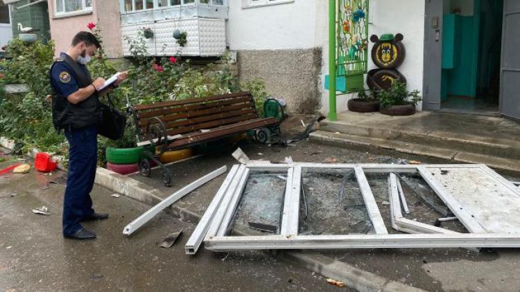 В Севастополе рассказали жуткие подробности о случившемся накануне пожаре