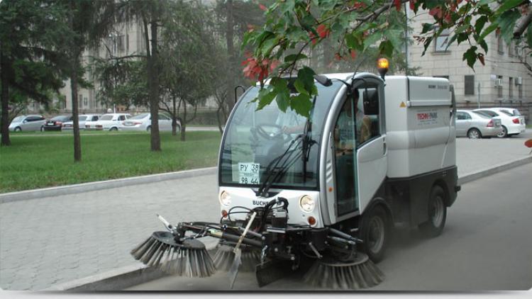 Катера-мусоросборщики, автоцистерны и мойщики тротуаров: Севастополь купит новую коммунальную технику