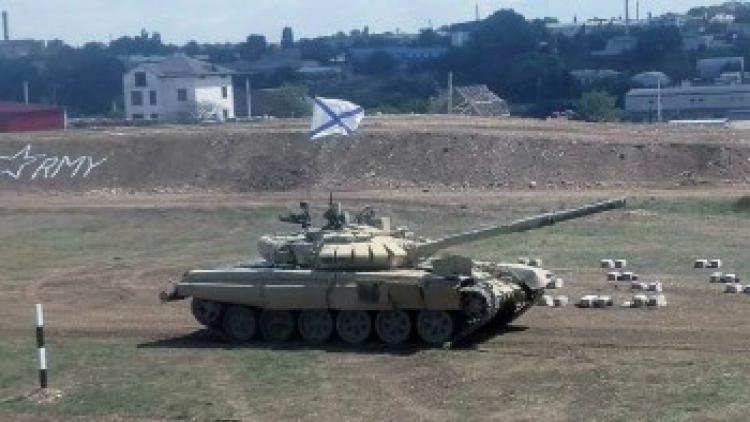 В Севастополе стартовал трехдневный военный форум Армия 2020