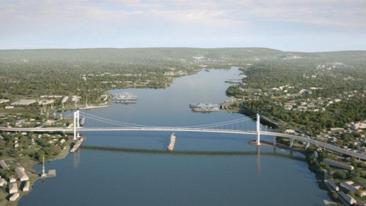 Когда появится мост через Севастопольскую бухту