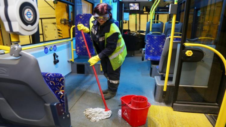 В Севастополе после каждого рейса будут мыть общественный транспорт
