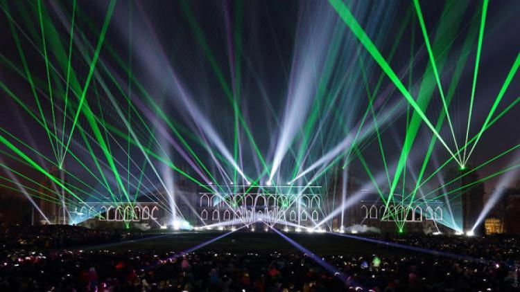 В Севастополе пройдет световое шоу