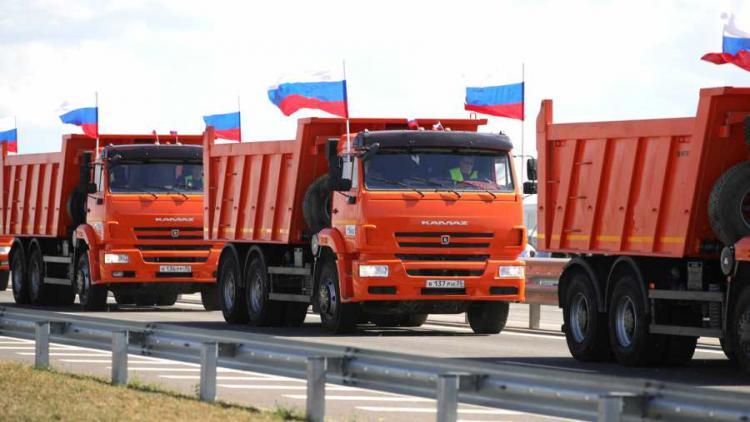 В Севастополе запустили автомобильное движение по трассе «Таврида»