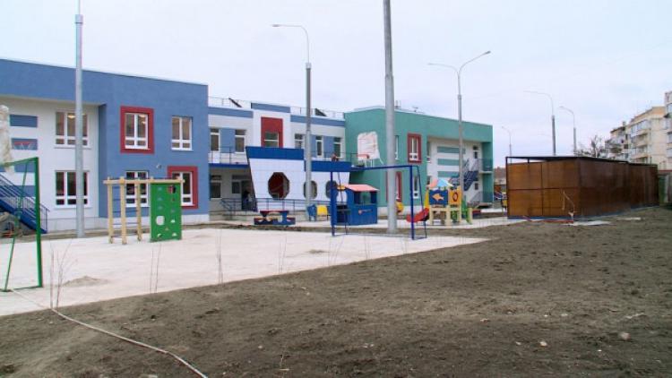 Врио губернатора Севастополя проверил готовность детских садов к началу учебного года