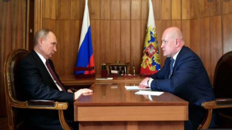 Путин пообещал решить проблемы водоснабжения Севастополя