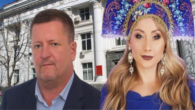 «Оскорбляет меня, как человека и мужчину». Депутат Заксобрания Севастополя подал заявление в угрозыск на свою помощницу