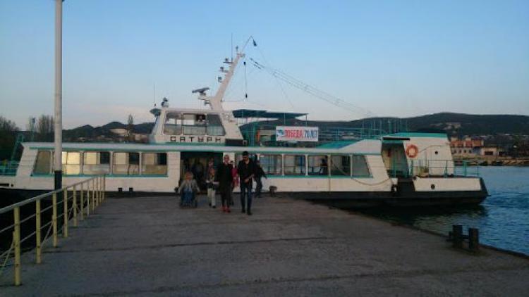 В Севастополе частично отменили рейсы катеров
