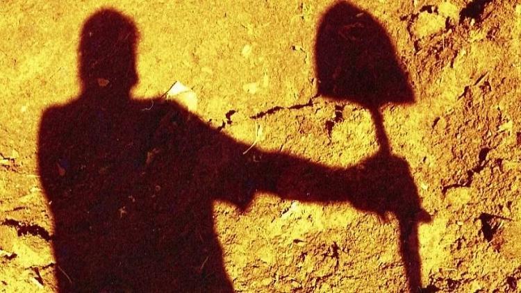 В Балаклаве мужчина до полусмерти избил собаку лопатой