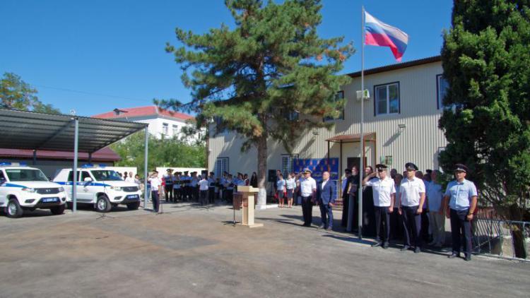 На Северной стороне Севастополя открыли районное отделение полиции