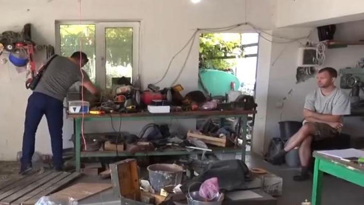 Две подпольные оружейные мастерские ликвидированы В Севастополе