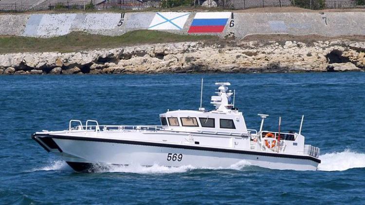 На Черноморском флоте появился первый женский экипаж