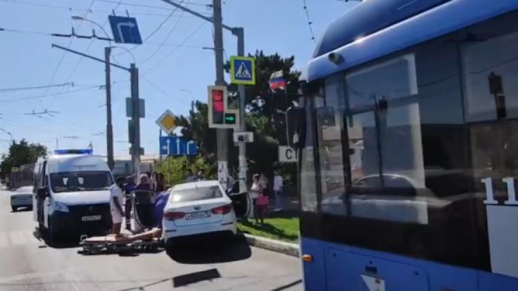 В Севастополе водитель автомобиля умер за рулем