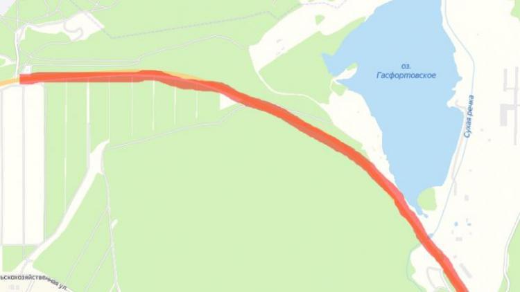 На трассе Ялта-Севастополь введут временные ограничения для транспорта