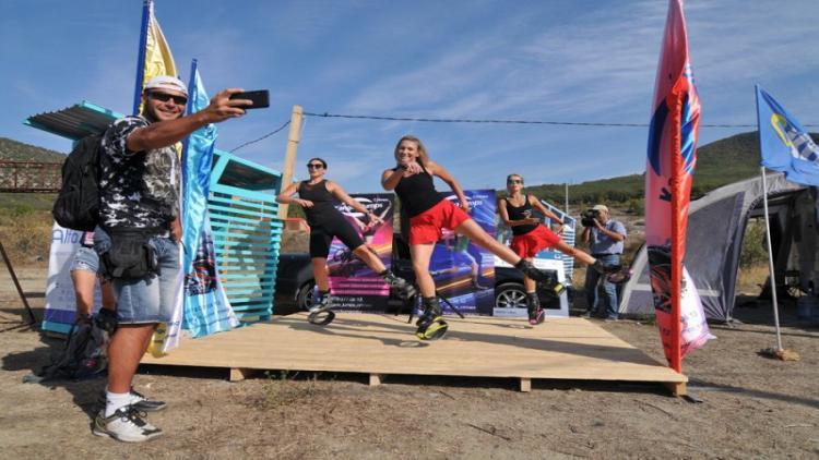 В Севастополе стартовал экстремальный фестиваль