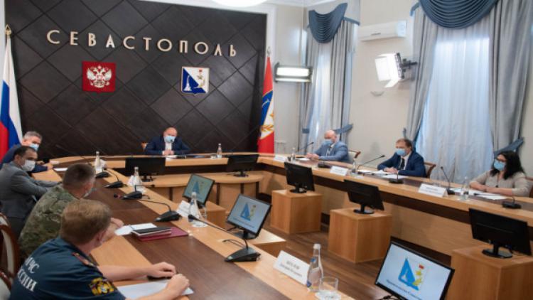 В Севастополе продлен режим повышенной готовности