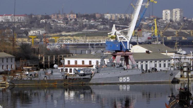 Судебные приставы Севастополя занялись долгами «13 судоремонтного завода ЧФ РФ»