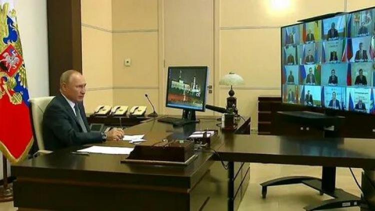Владимир Путин пообещал поддержать Севастополь