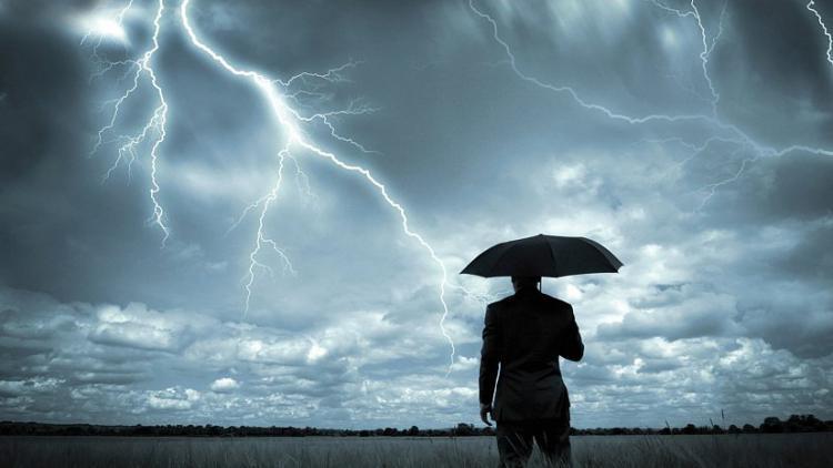 Похолодание, дожди с грозами ожидаются на выходных в Крыму и Севастополе