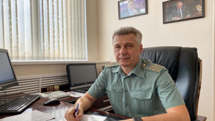 Назначен новый начальник таможни города Севастополя