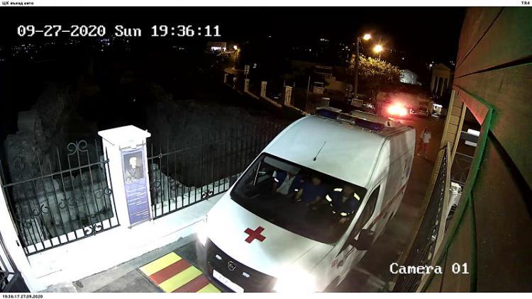 В Херсонесе на выходных спасли тонущую женщину