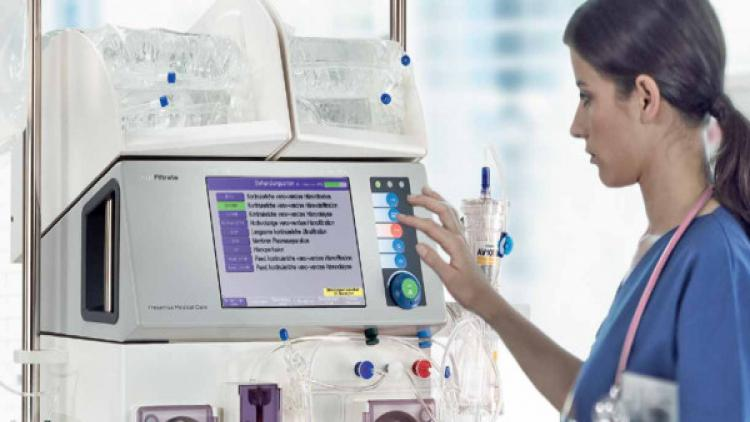 В Севастополе появился уникальный медицинский аппарат