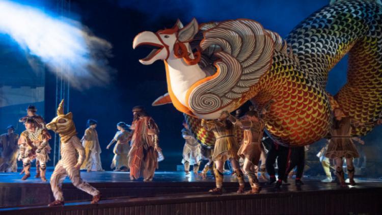 В Севастополе пройдут благотворительные показы спектакля «Грифон»