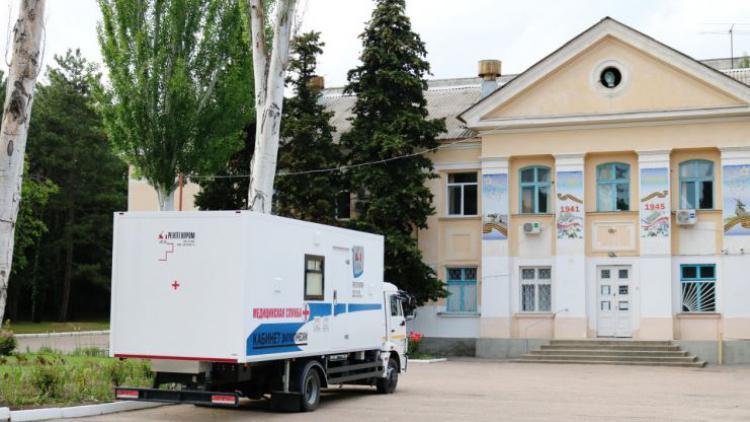 В девятой больнице Севастополя возобновили работу четыре отделения