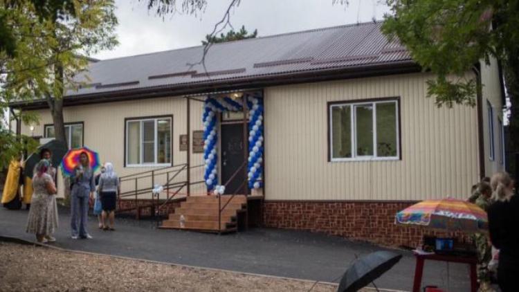 На Северной стороне Севастополя открыли воскресную школу [фото]