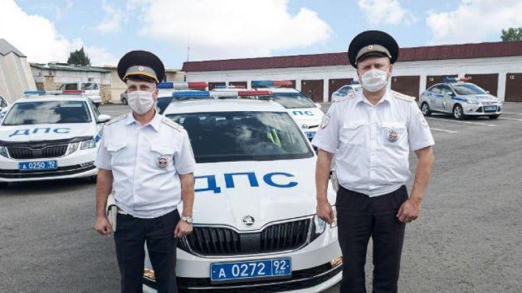 Жительница Севастополя помогла задержать пьяного водителя
