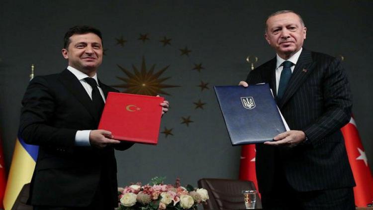 ВРФответили наслова Эрдогана опринадлежности Крыма