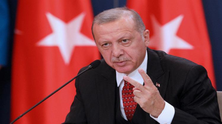 Найден способ изменить мнение Эрдогана поКрыму