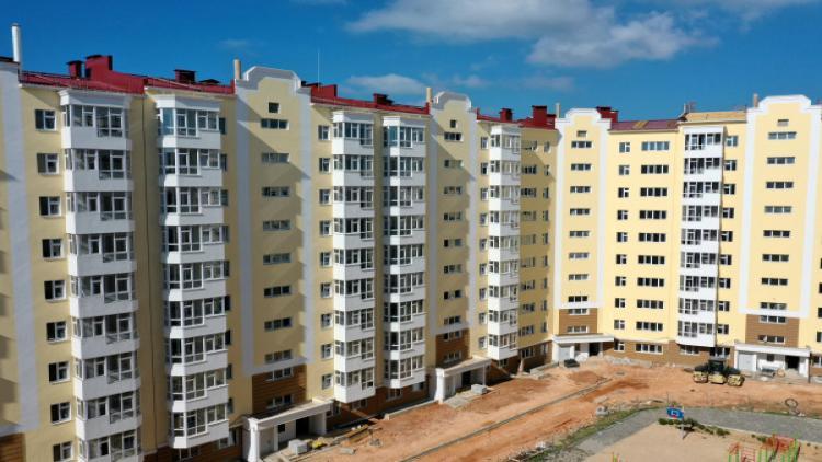 Дом у моря в Севастополе от компании «ИнтерСтрой»