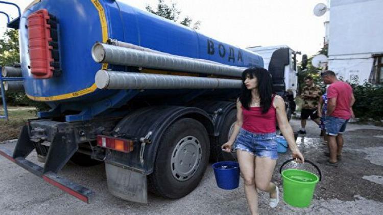 ВСовфеде надеются решить проблему водоснабжения Крыма задва-тригода