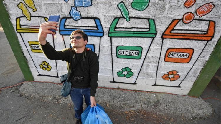 Почему вСевастополе исчезли контейнеры дляраздельного сбора мусора