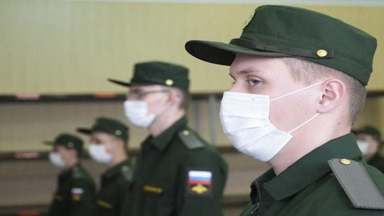 Более 1400 призывников пройдут службу вчастях армейского корпуса ЧФ