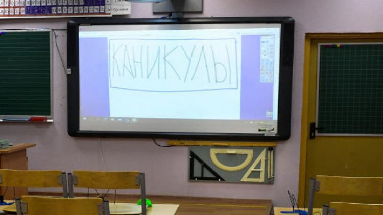 ВРоспотребнадзоре объяснили, почему непродлят каникулы вКрыму