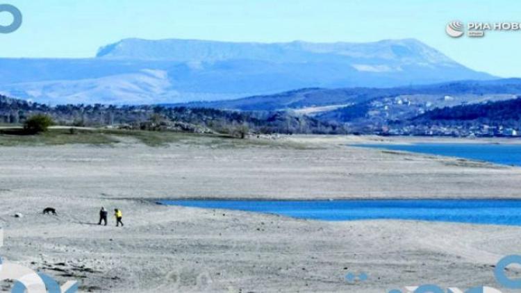 Осадки пополняют Чернореченское водохранилище вСевастополе