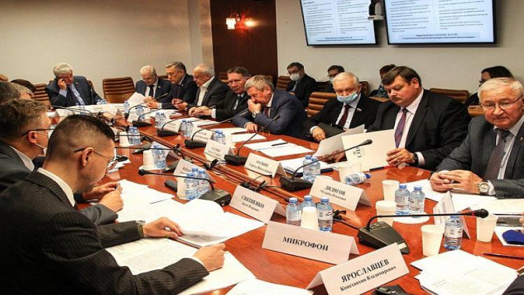 Сенатор отзаконодательной власти Севастополя провел первый рабочий день