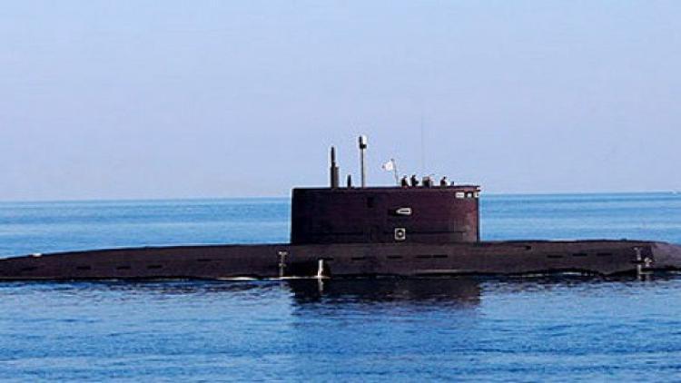 Подводная лодка «Старый Оскол» ЧФготовится кмежфлотскому переходу