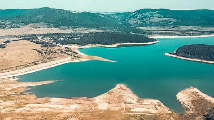 В Севастополе заподозрили, что в Чернореченское водохранилище попали нечистоты