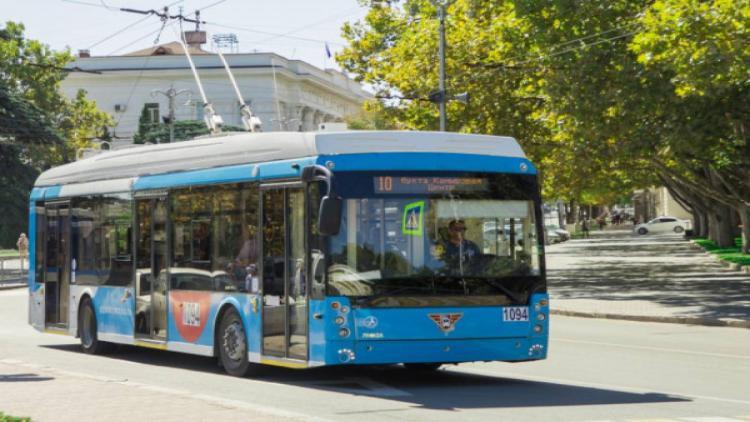 В Севастополе разрабатывается новая схема движения общественного транспорта