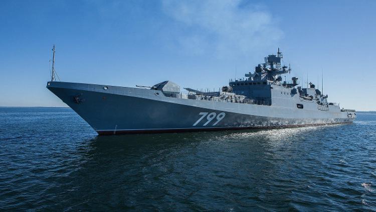 Более 800младших специалистов прибыли после обучения наЧерноморский флот