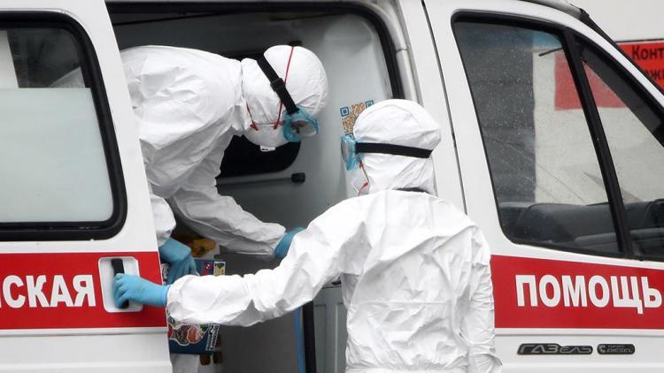 Севастопольские медики получили еще 22 автомобиля для работы при пандемии Covid-19