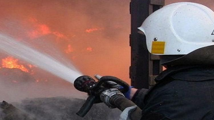 Жительница Севастополя выпрыгнула изокна, спасаясь отпожара