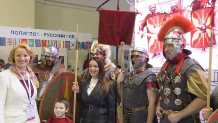 Туристический потенциал Севастополя представлен на международной выставке