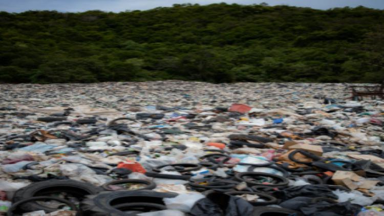 Пляж «Учкуевка» в Севастополе: дворник запил?